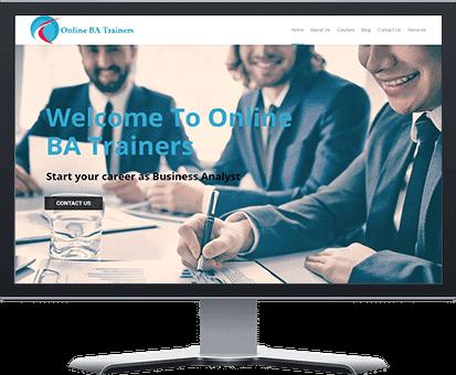 online ba trainers